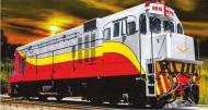 Locomotiva G12 Modernizada/Microprocessada