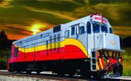 Modern / Microprocessed G12 Locomotive
