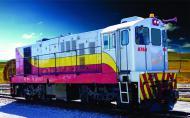 Modern GL8 Locomotive