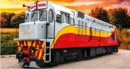 Locomotora G8 Modernizada
