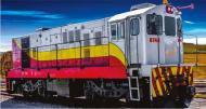 Locomotora GL8 Modernizada
